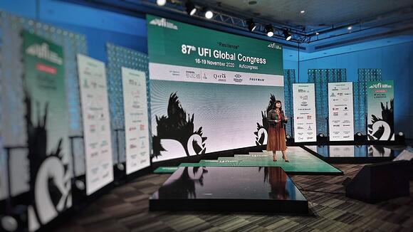 Explori and UFI extend four-year partnership for a further three years